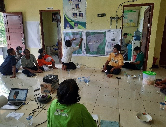 Read more about the article Penulisan Rencana Pengelolaan Hutan Desa (RPHD)