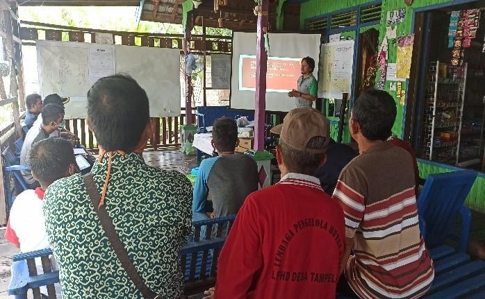Read more about the article Pelaksanaan FGD Dalam Perencanaan Ekowisata di Hutan Desa