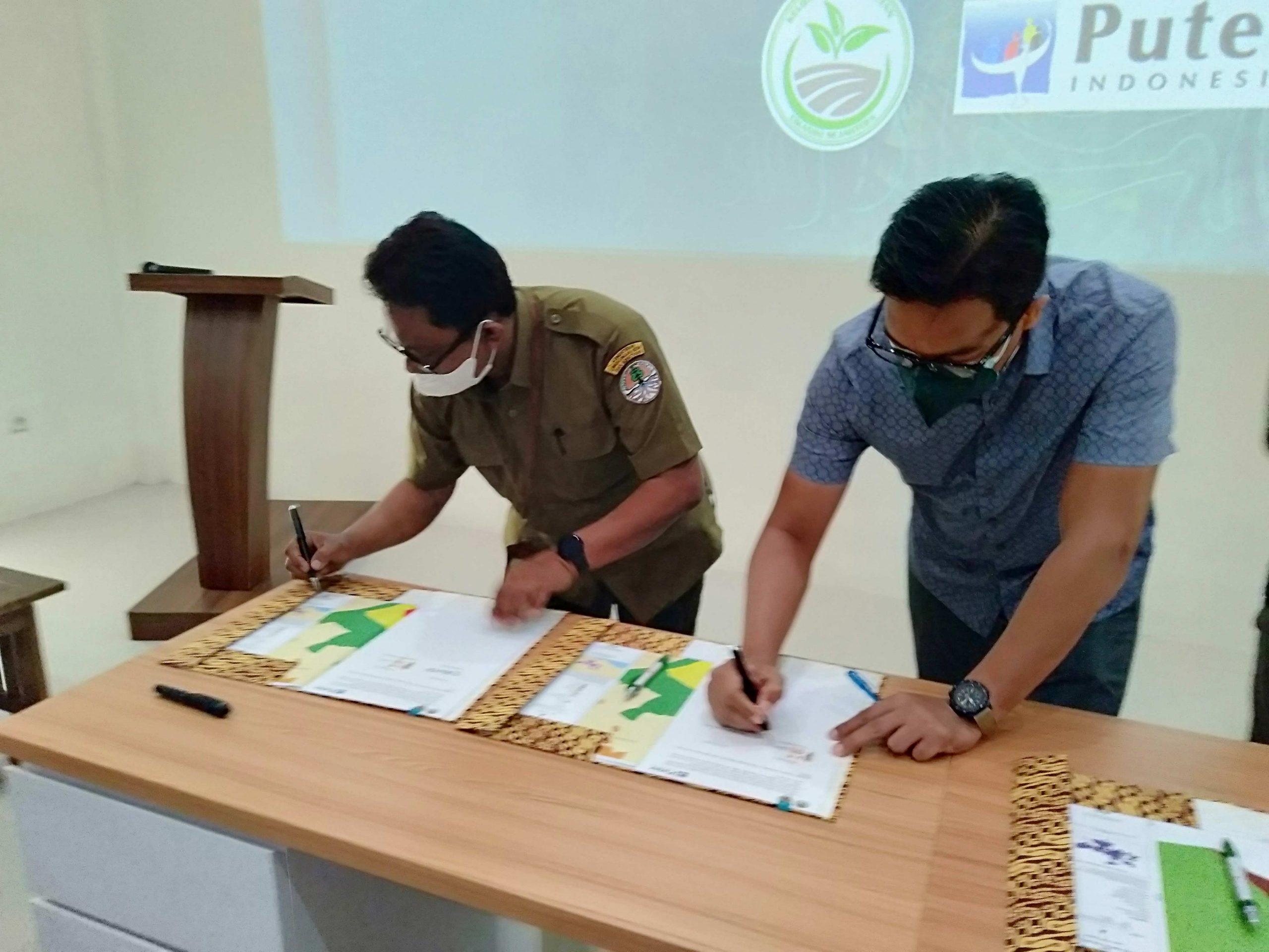 Read more about the article Kerjasama Penguatan Fungsi Taman Nasional Gunung Halimun Salak